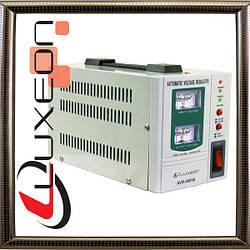 Однофазный стабилизатор напряжения LUXEON 05 AVR-500 VA (белый)