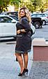 Платье женское модное стильный горох размер 52-58 купить оптом со склада 7км Одесса, фото 10