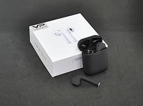 Bluetooth-гарнитура Veron VR-01 Black (+кейс для зарядки и хранения)
