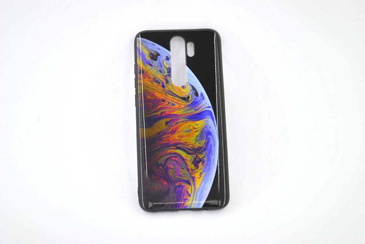 Чехол для Xiaomi Redmi Note 8Pro Silicone TPU Planet (B6)