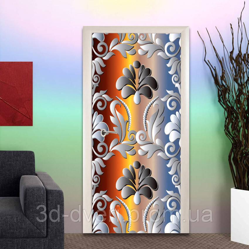 Межкомнатные 3d двери 9501 - Бесплатная доставка