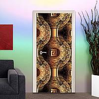Межкомнатные 3d двери 9518 - Бесплатная доставка