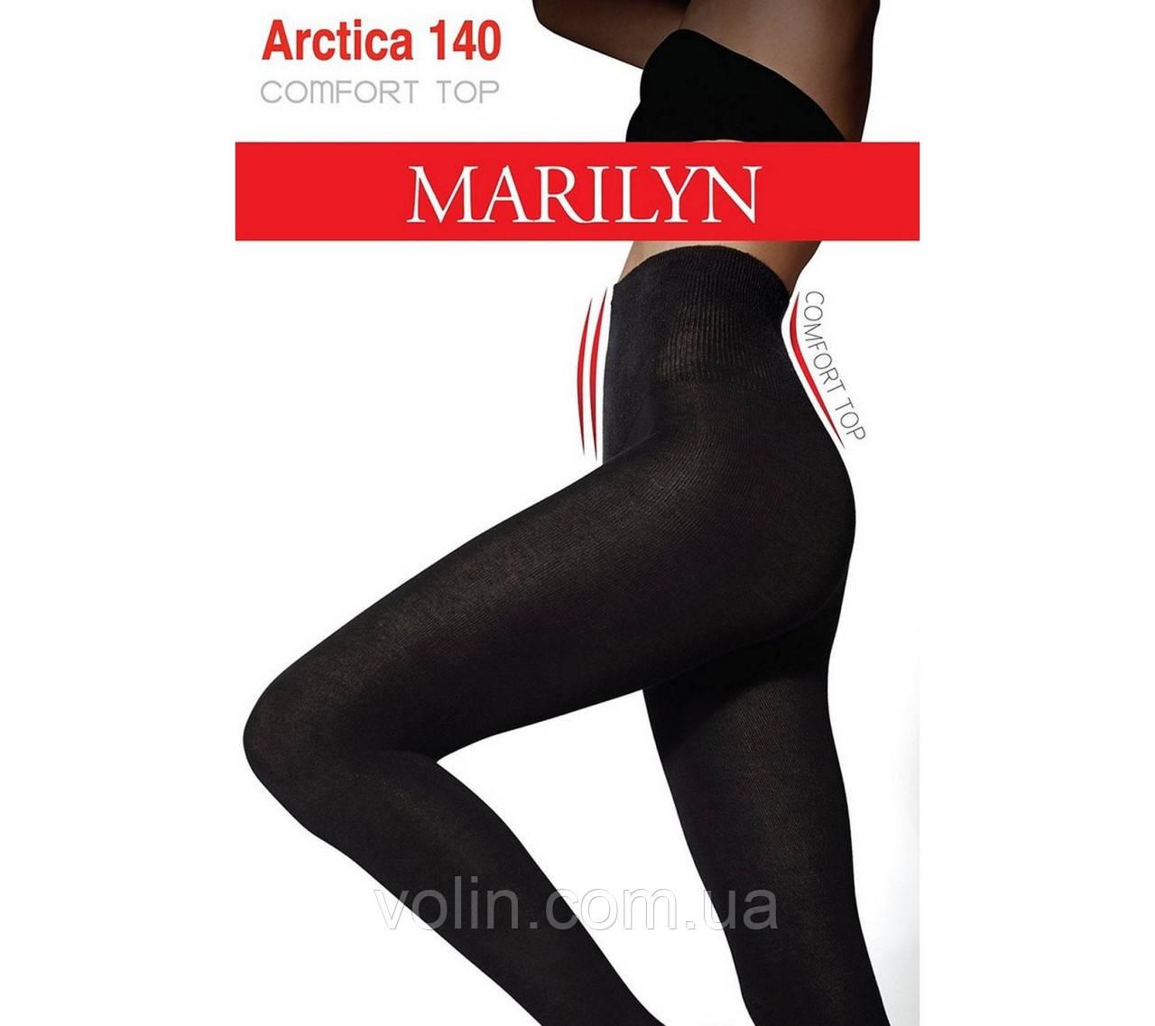 Колготки Marilyn Arctica 140 Comfort Top XL.