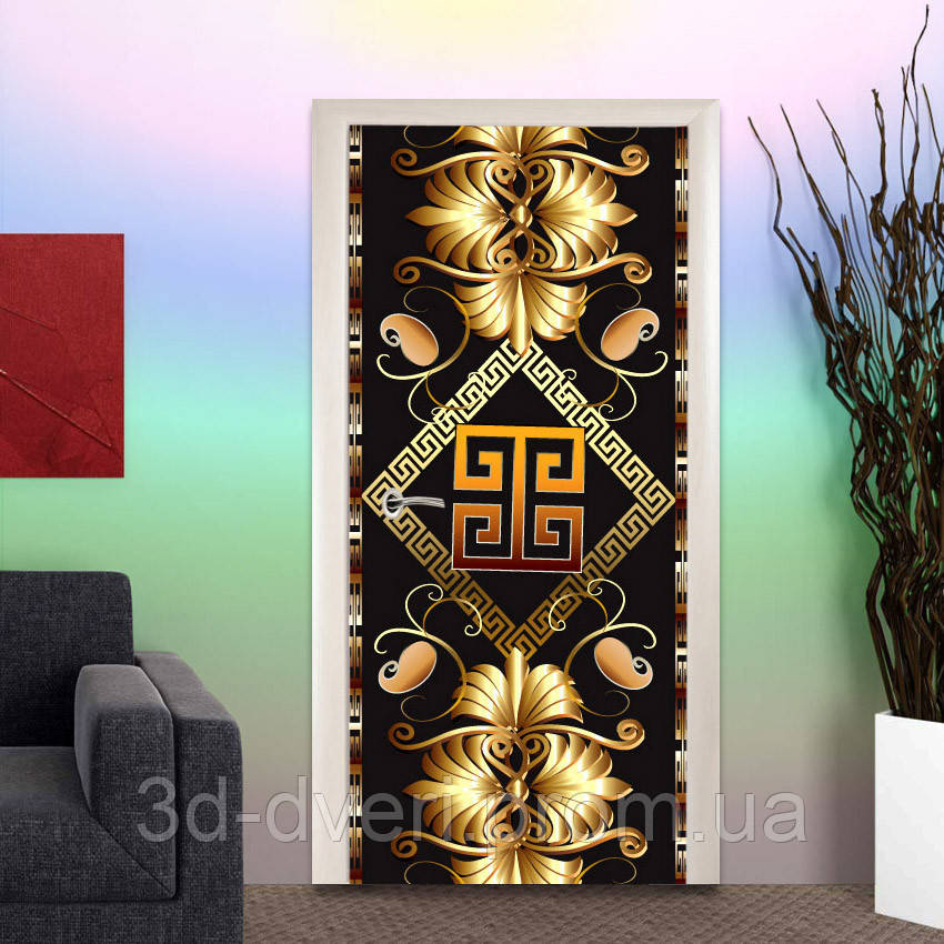 Межкомнатные 3d двери 9536 - Бесплатная доставка