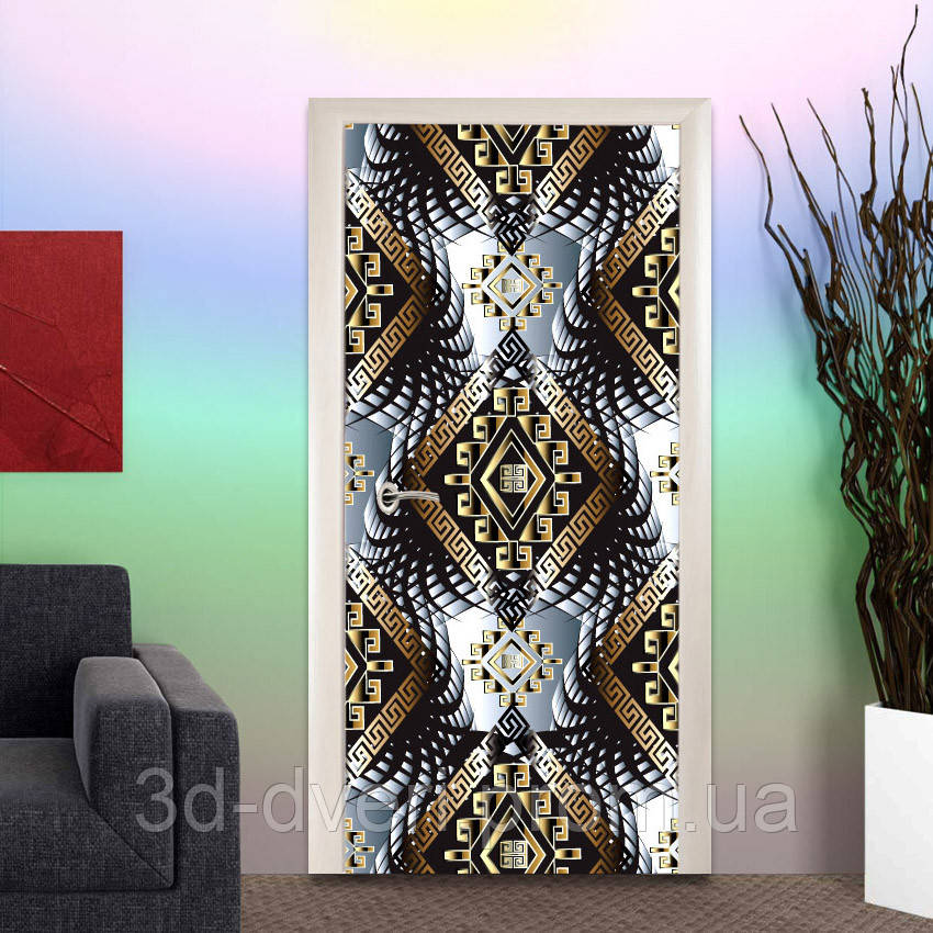 Межкомнатные 3d двери 9550 - Бесплатная доставка
