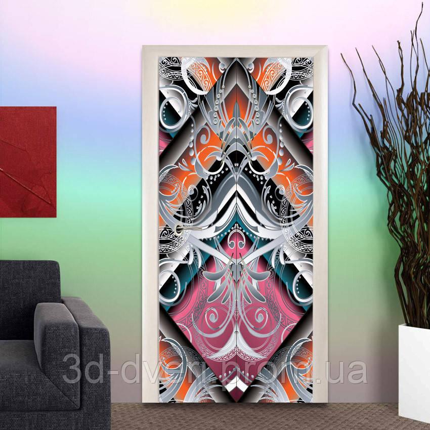 Межкомнатные 3d двери 9581 - Бесплатная доставка