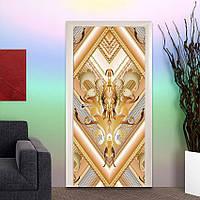 Межкомнатные 3d двери 9591 - Бесплатная доставка