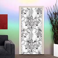 Межкомнатные 3d двери 9614 - Бесплатная доставка