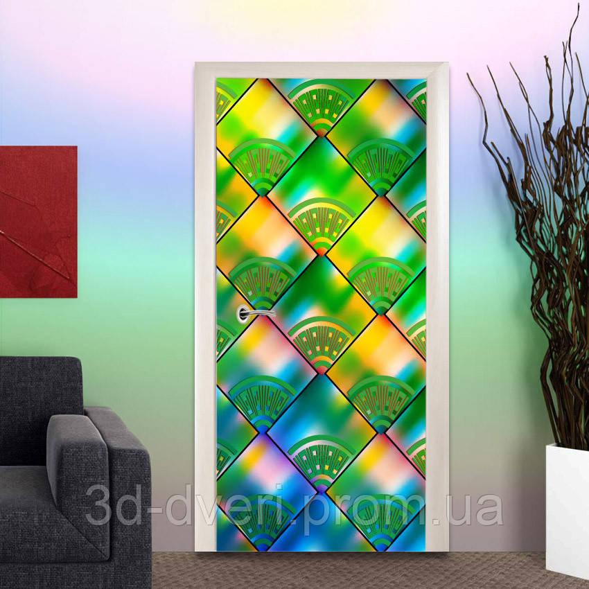 Межкомнатные 3d двери 9616 - Бесплатная доставка