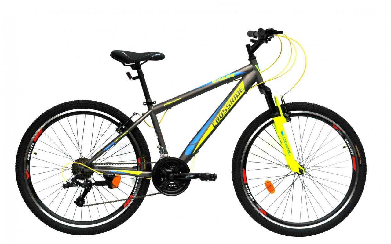 Велосипед CROSSRIDE SHARK MTB 26