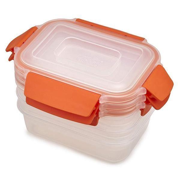 Набір контейнерів харчових Joseph Joseph 3 предмета (81084)
