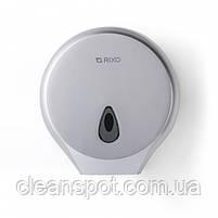 Держатель туалетной бумаги джамбо серебряный пластик Maggio P002S, фото 2