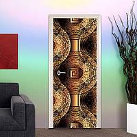 Межкомнатные 3d двери 8518 - Бесплатная доставка