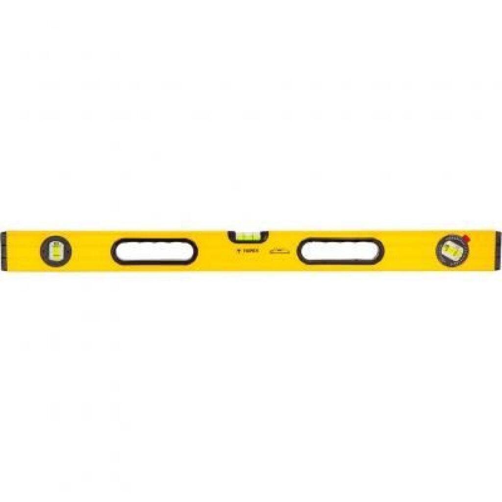 Уровень Topex алюминиевый, тип 600, 120 см (29C605)