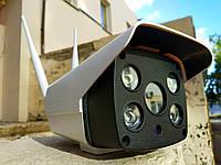 Беспроводная уличная камера видеонаблюдения CAMERA CAD 90S10B IP Wi-Fi с датчиком движения, смс уведомления