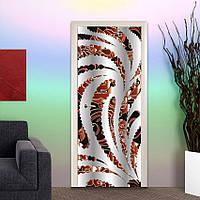 Межкомнатные 3d двери 8584 - Бесплатная доставка