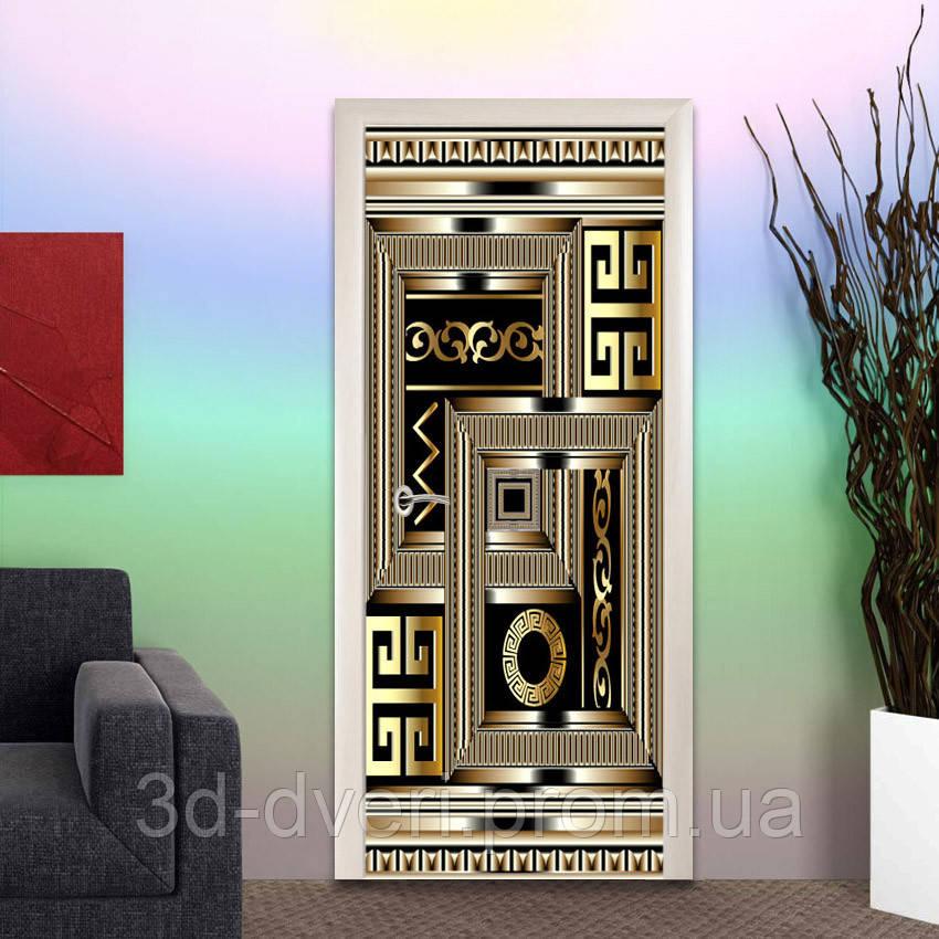 Межкомнатные 3d двери 8589 - Бесплатная доставка