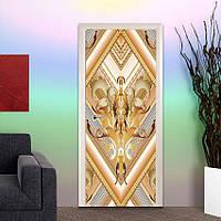 Межкомнатные 3d двери 8591 - Бесплатная доставка