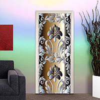 Межкомнатные 3d двери 8608 - Бесплатная доставка