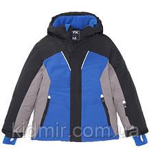 Детская зимняя куртка Кик 128-164 см KIK 312
