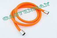 Шланг для душа Zerix Silicone F12 Orange