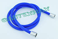 Шланг для душа Zerix Silicone F12 Blue