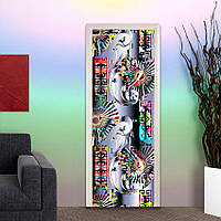 Межкомнатные 3d двери 7599 - Бесплатная доставка