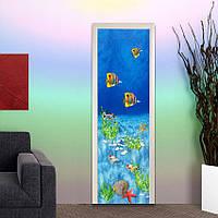 Межкомнатные 3d двери 6496 - Бесплатная доставка
