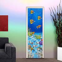 Межкомнатные 3d двери 6497 - Бесплатная доставка