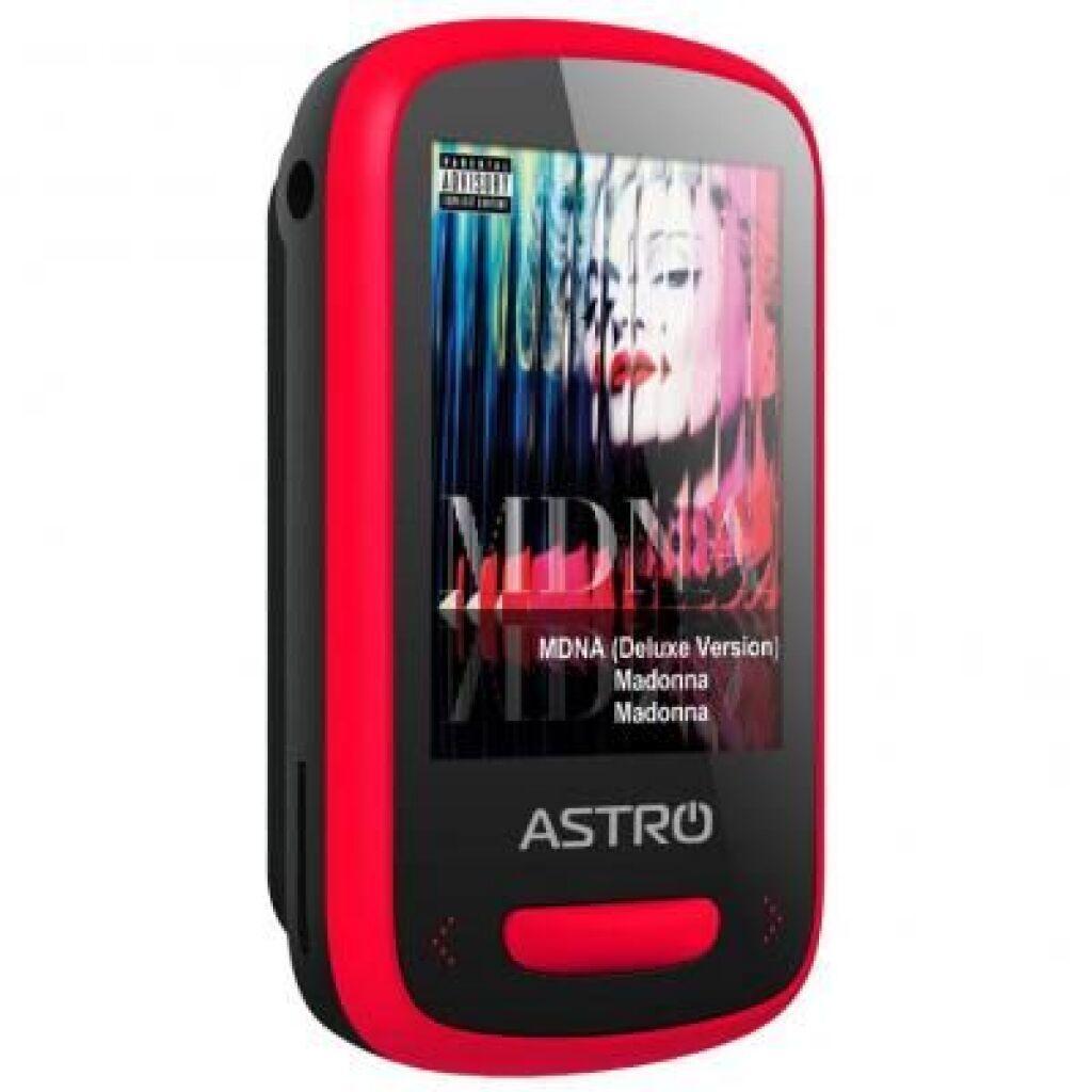 Mp3 плеер Astro M4 Black/Pink, фото 1