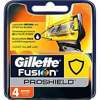 Сменные кассеты Gillette Fusion ProShield 4 шт (7702018412488)