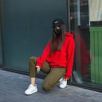 Худи унисекс, бренд ТУР модель Hannya, фото 1