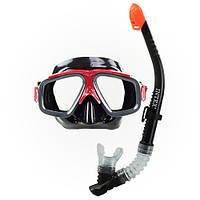 Набор для плавания маска с трубкой Intex Интекс от 8 лет