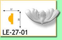 Зєднання Е27-01 17х20мм 8см., фото 1