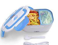 Lunch heater box 220v, Электрический ланч-бокс с подогревом, Пищевой контейнер питание от сети,Ланчбокс термос