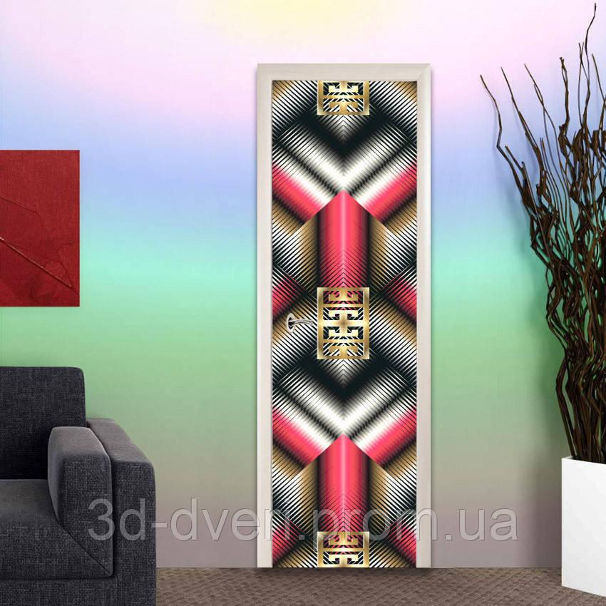 Межкомнатные 3d двери 6596 - Бесплатная доставка