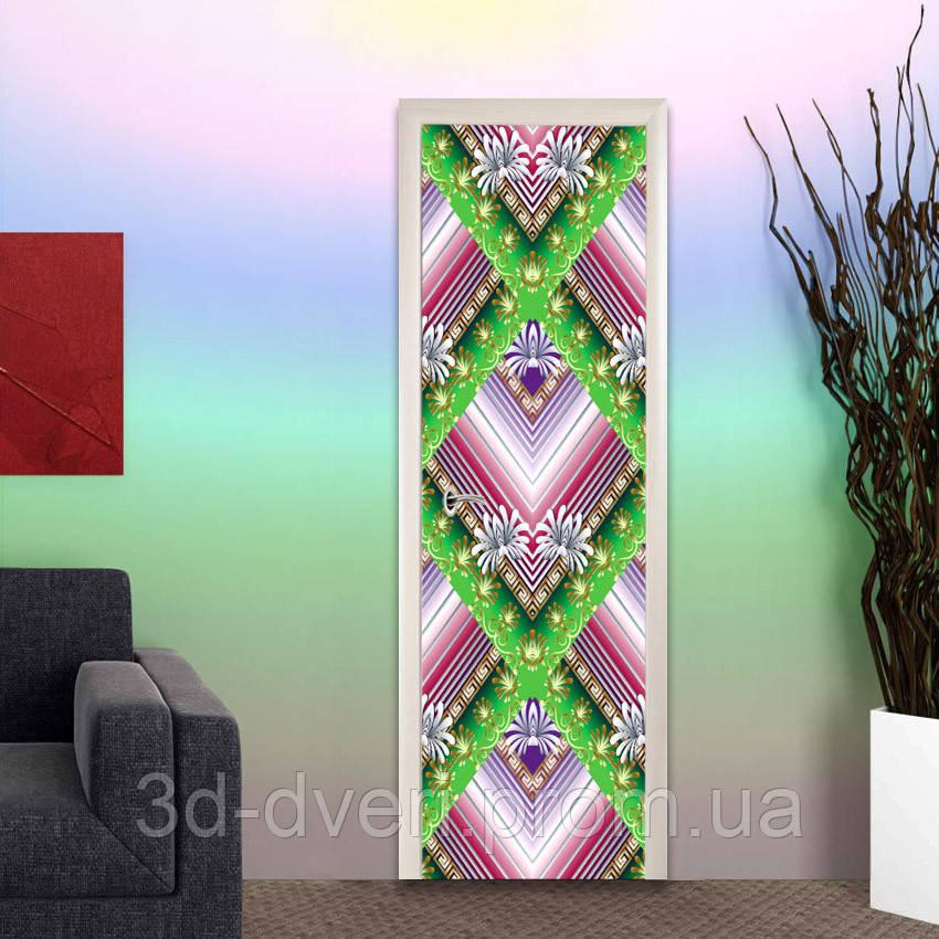 Межкомнатные 3d двери 6602 - Бесплатная доставка