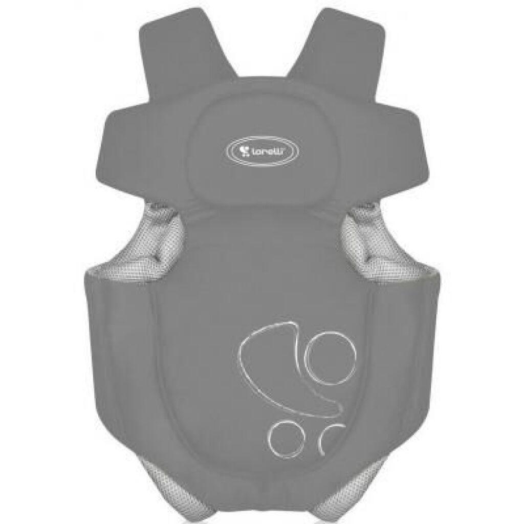 Рюкзак-переноска Bertoni/Lorelli TRAVELLER Grey (20363)