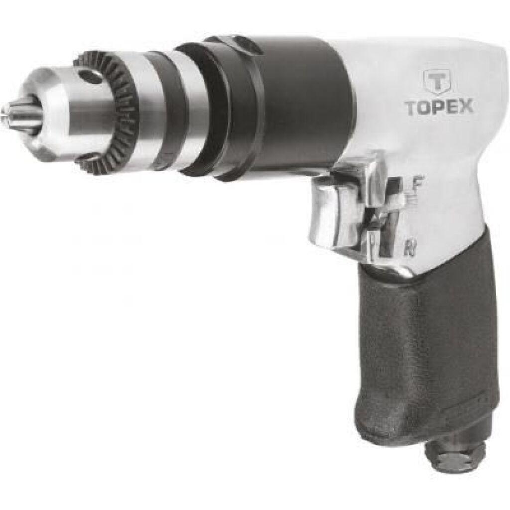 Дрель Topex пневматическая 10 мм, 1800 об. (74L220)