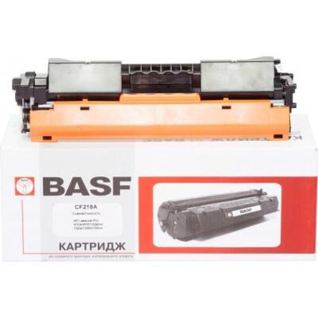 Картридж BASF для HP LJ Pro M104/M132 аналог CF218A Black without chip (KT-CF218A-WOС)