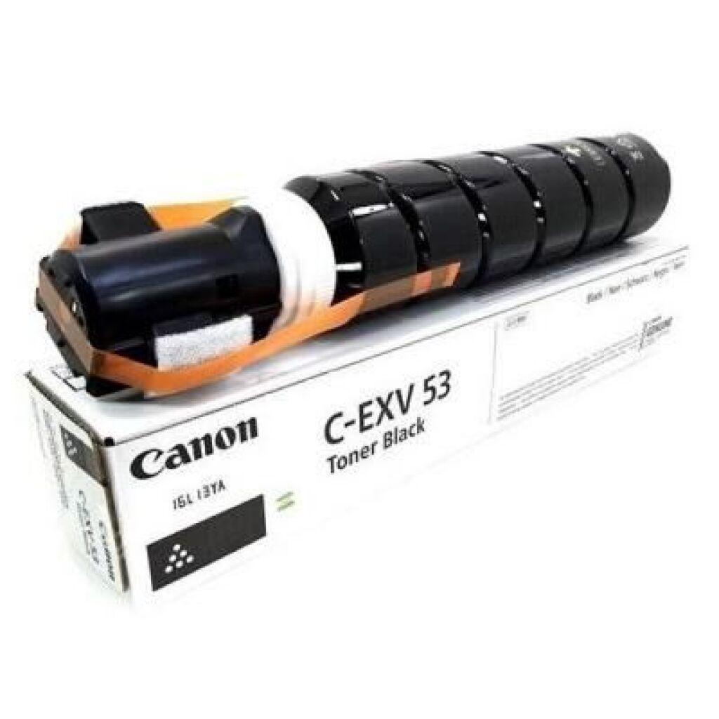 Тонер Canon C-EXV53 black(42.1K) (0473C002)