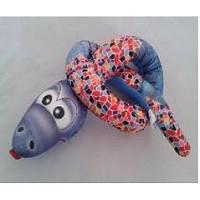 Антистрессовая игрушка м`яконабивна DT-ST-01-58 SOFT TOYS Змейка