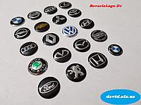 Эмблема в ключ BMW, Nissan, Kia, Opel, Chevrolet, Mitsubishi, Renault, Skoda, Ford, Infini.