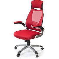 Офисное кресло АКЛАС Винд PL TILT Красное (09894)