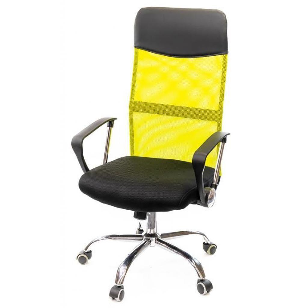 Офисное кресло АКЛАС Гилмор CH TILT Лайм (09560)