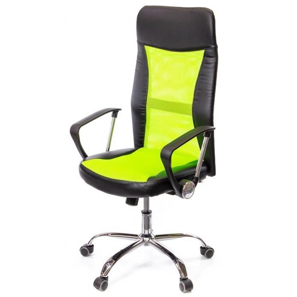 Офисное кресло АКЛАС Гилмор Люкс CH TILT Лаймовое (10685), фото 1