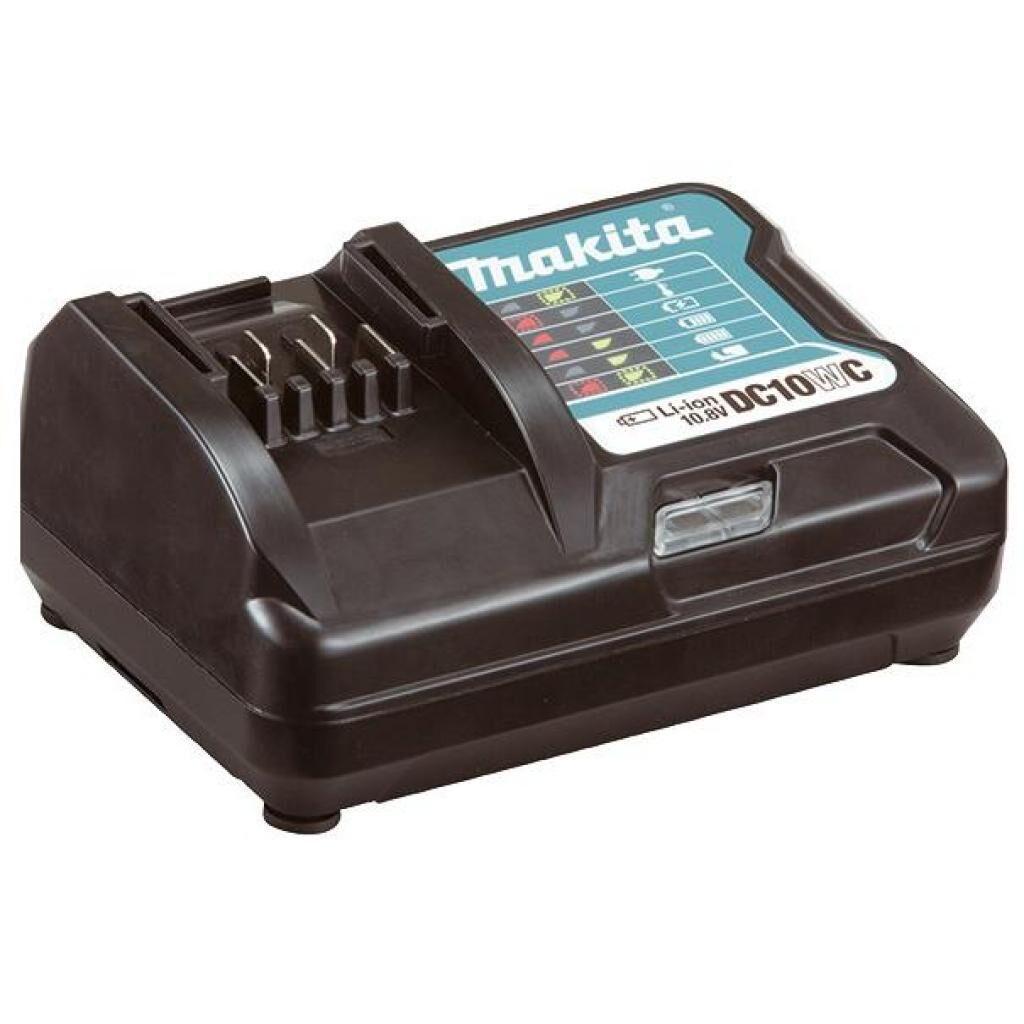 Зарядное устройство для аккумуляторов инструмента Makita CXT DC10WC стандартный (197334-1)
