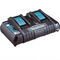 Зарядное устройство для аккумуляторов инструмента Makita LXT DC18RD быстрый (630868-6)