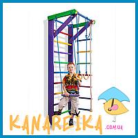Шведская стенка для детей «Карусель 2-220»