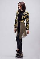 Женский пиджак дизайнерский